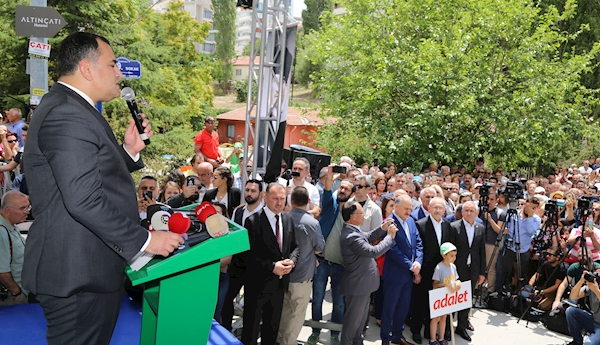 the adalet justice park opened